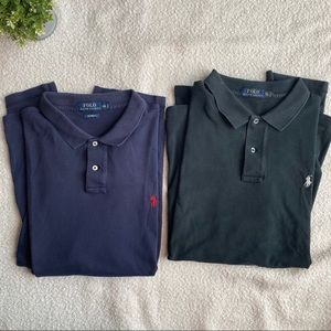 2 Men's Polo by Ralph Lauren Polo's XXL Bundle